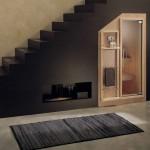 Sauna finlandesa modelo Koko