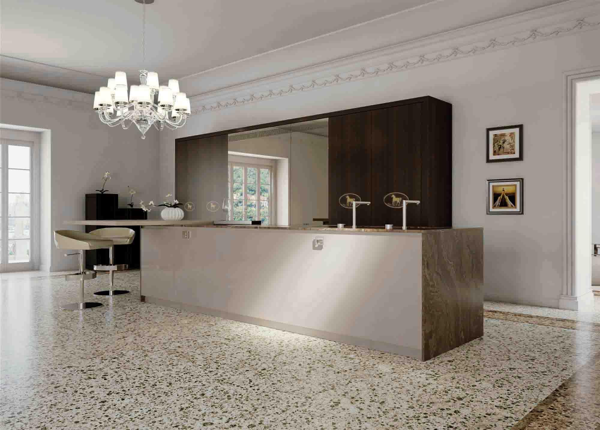 Muebles de cocina fendi gunni trentino for Fendi casa catalogo