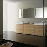 Sistemas modulares de muebles y complementos para baño