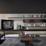 Sistemas para TV y estanterías modulares