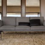 Sofá Metropolitan de Fendi Contemporary