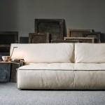 Sofá de Cassina diseño de Philippe Starck