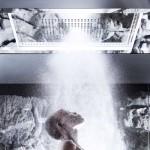 Dornbracht new luxury shower 'Sensory Sky' brings the feeling of showering in the open air