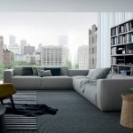 Salones modernos con muebles de Poliform
