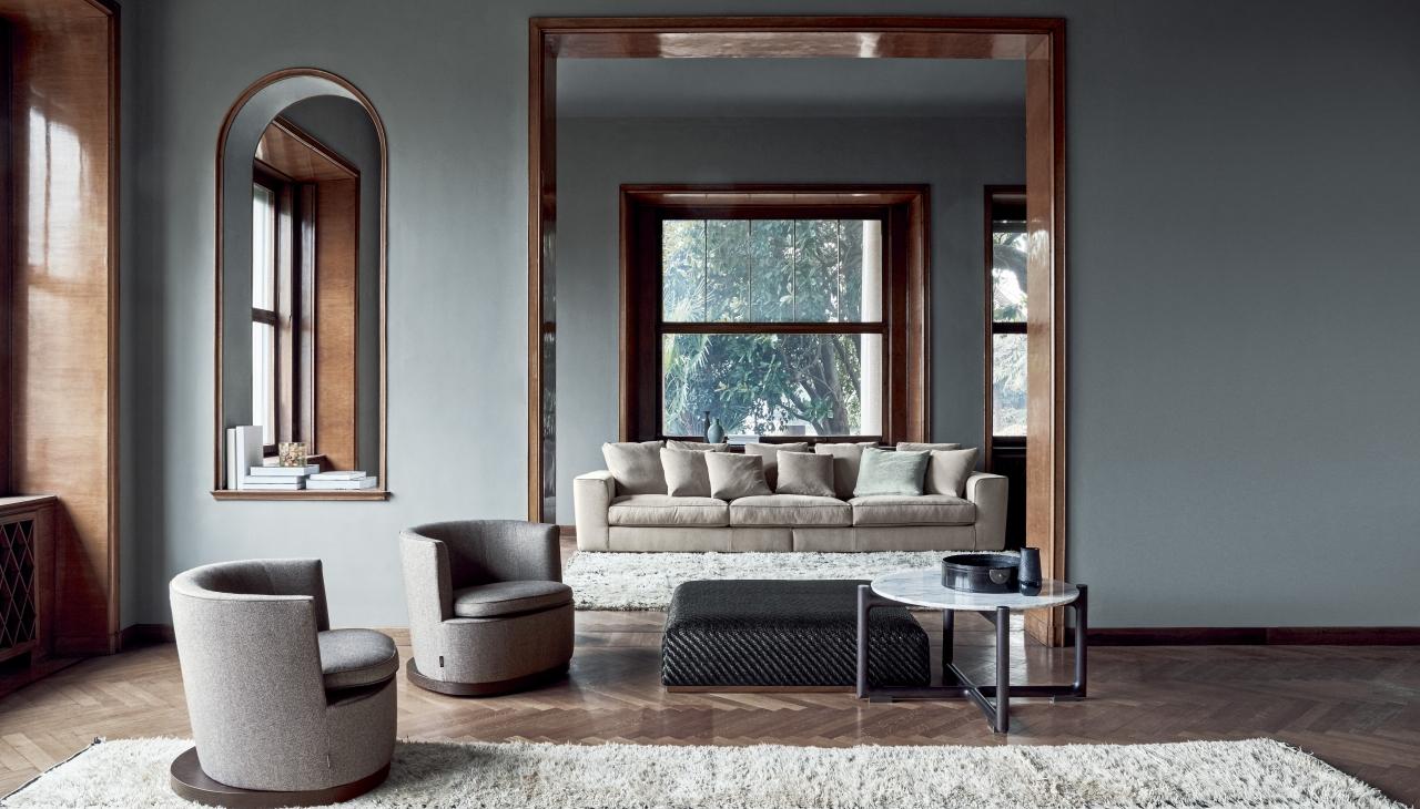 Salón clásico contemporáneo