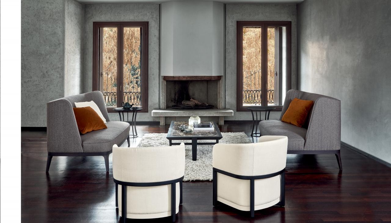 Muebles modernos y de dise o para el hogar en gunni trentino for Sillas de salon de diseno