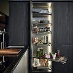 almacenaje de cocina a medida en GUNNI&TRENTINO