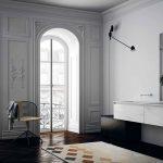Ambiente de baño moderno GUNNI&TRENTINO