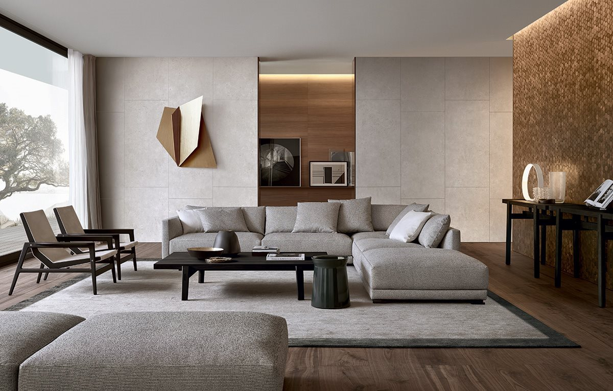 Sofa De Diseo Italiano Living Room By Vittello With Sofa De Diseo  # Muebles Jufer Oiartzun