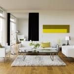 Ambiente de estilo nórdico con mobiliario de Carl Hansen