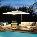 Ambientes de exterior creados con las colecciones de la firma Fendi Casa