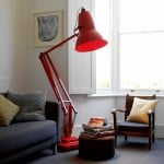 Anglepoise y su lámpara de pie Giant