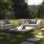 Apta sofas, newport coffeetable, efea armchair