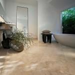 Baldosas de suelo en piedra natural