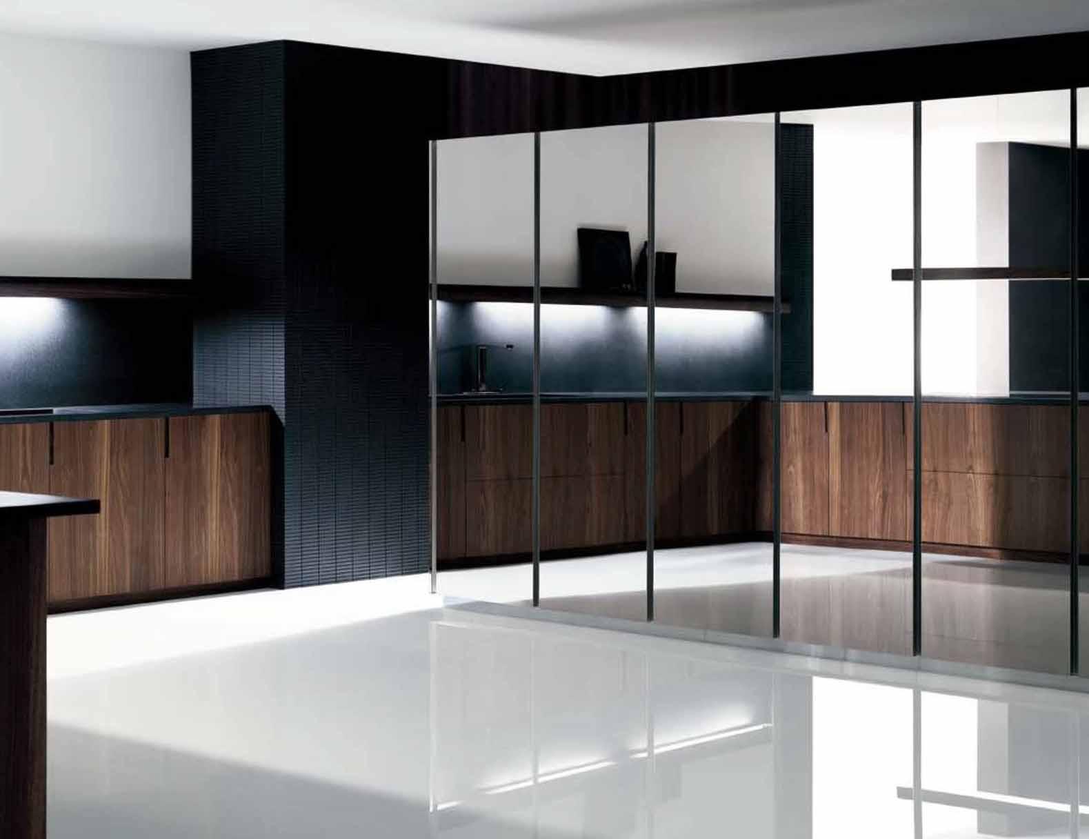 Cocinas en madera de nogal benozzo gunni trentino - Gunni trentino cocinas ...
