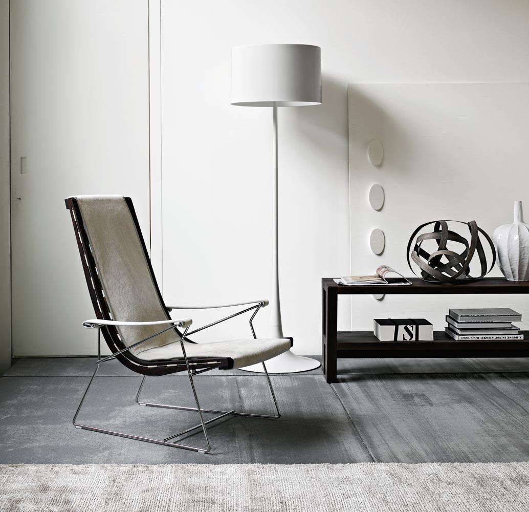 B b italia muebles de dise o en gunni trentino for Gunni trentino hogar
