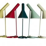 Célebre diseño de Arne Jacobsen editado por Louis Poulsen