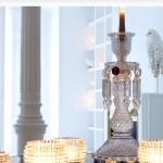 Candelabros y lamparitas de mesa Baccarat