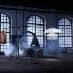 Chandelier Marie Coquine de Philippe Starck para Baccarat