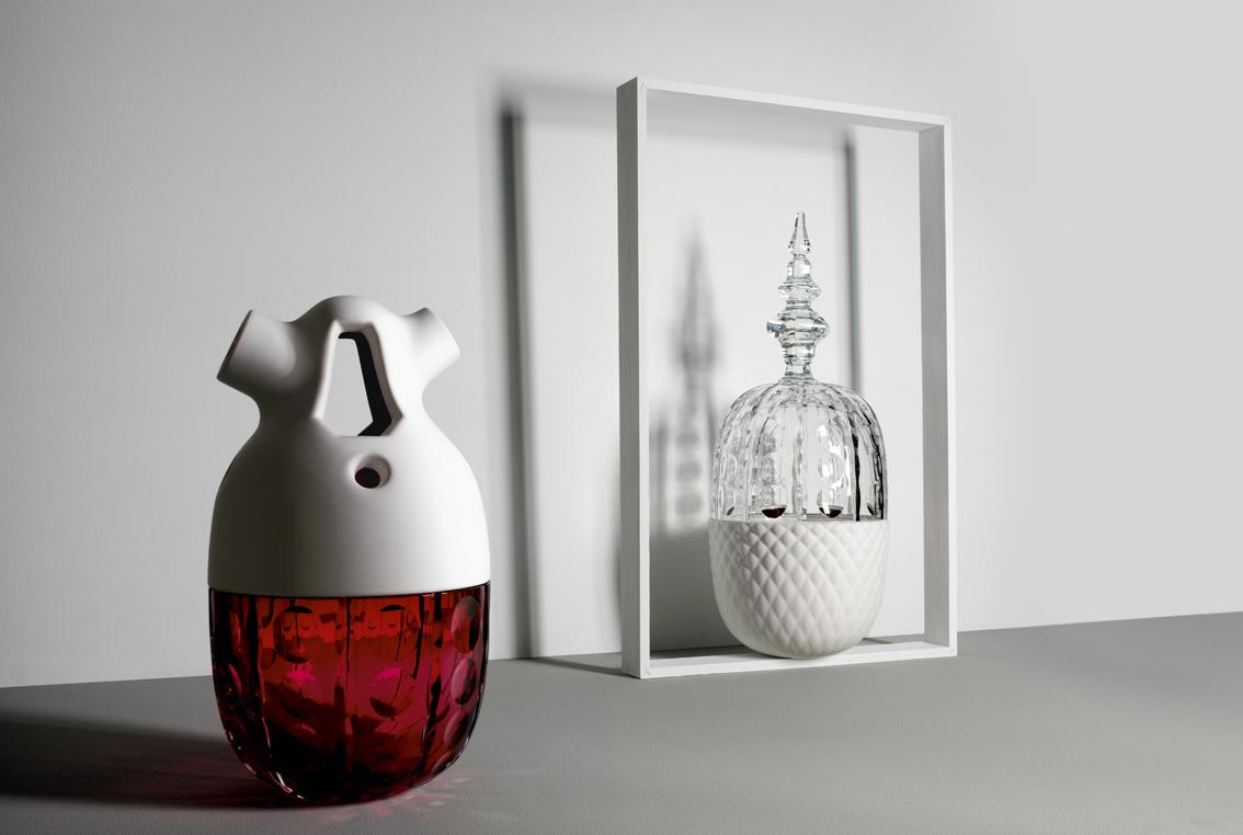 Colección de jarrones de Jaime Hayón para