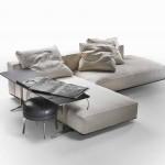 Colección modular Grandemare, de Flexform