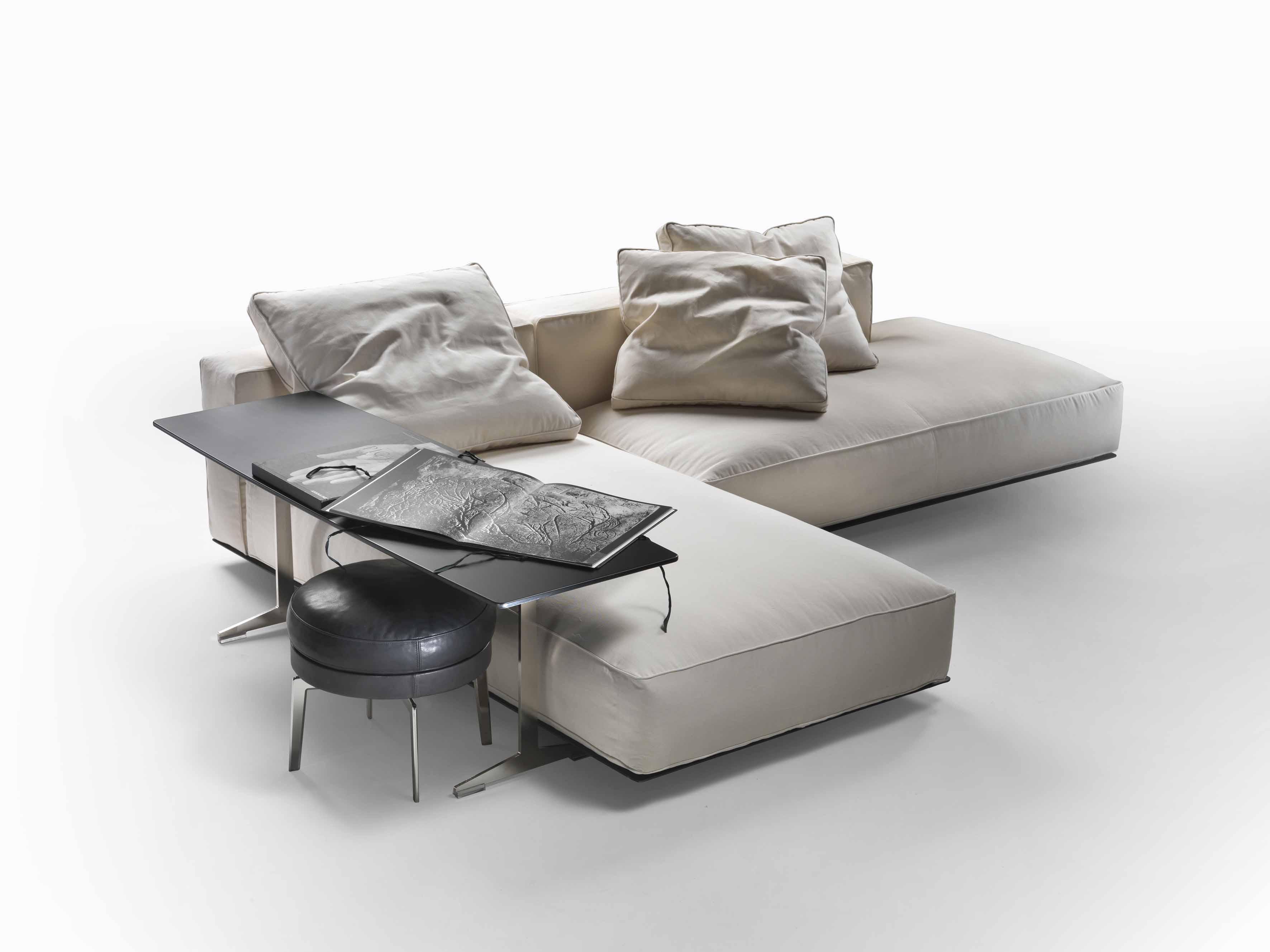 Flexform sof s gunni trentino for Flexform divani outlet