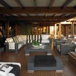 Colección outdoor Newport de Fendi Casa