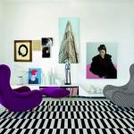 Colecciones de mobiliario de hogar de la marca Arflex
