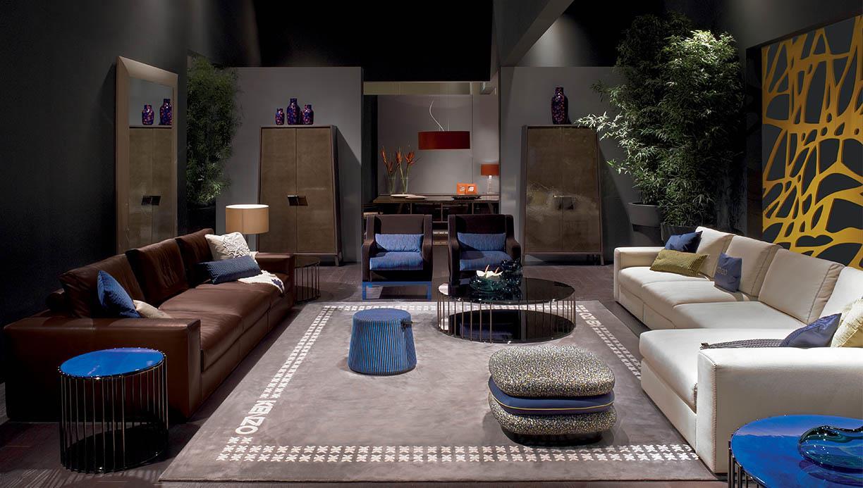 Colecciones de muebles de Kenzo Maison