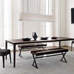 Comedor moderno con mesa Antares, de MAxalto