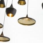 Conjunto de lámparas de techo de Tom Dixon