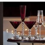 Copas de cristal para cócteles
