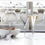 Copas para cata de vinos
