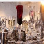 Copas para champán