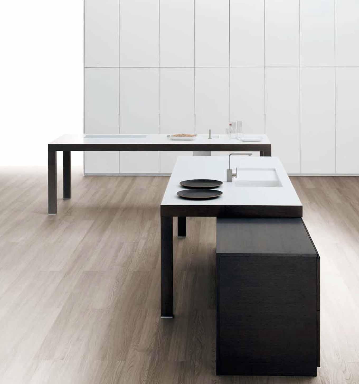Cocinas modernas minimalistas ercolan gunni trentino - Gunni trentino cocinas ...