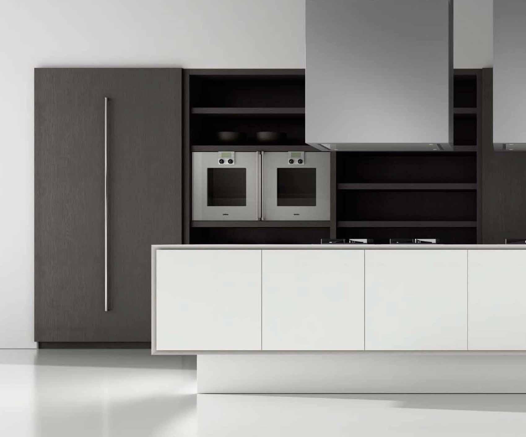 Cocinas modernas minimalistas ercolan gunni trentino for Cocinas modernas outlet
