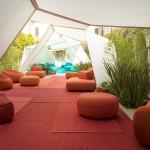 Espectaculares muebles outdoor y nuevas estructuras de exterior