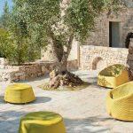 Muebles de exterior serie Afra en GUNNI&TRENTINO