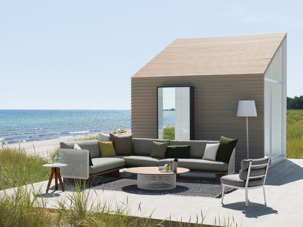 Mobiliario exterior y para jard n de dise o en gunni trentino for Catalogo muebles terraza