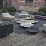 El mejor mobiliario de exterior de diseño en GUNNI&TRENTINO