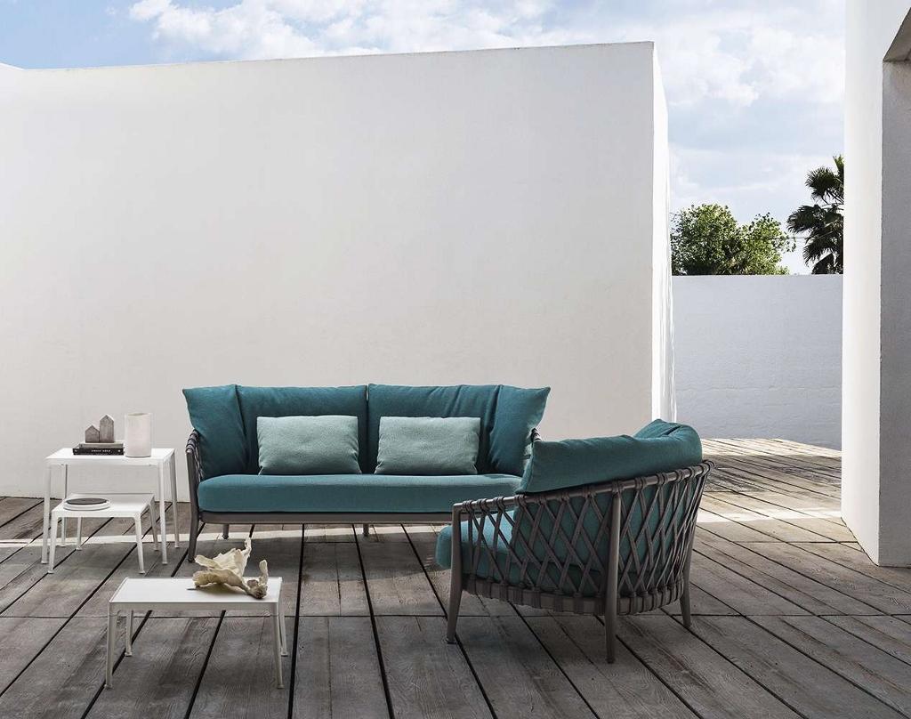 Mobiliario exterior y para jard n de dise o en gunni trentino - Muebles para exterior ...