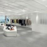 Gres porcelánico para tiendas y espacios comerciales