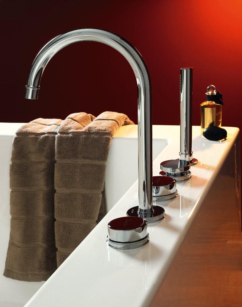 Cabinas De Ducha Kos:Grifos para bañera de Zucchetti