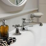 Grifos para lavabo de sobre encimera Agorà de Zucchetti