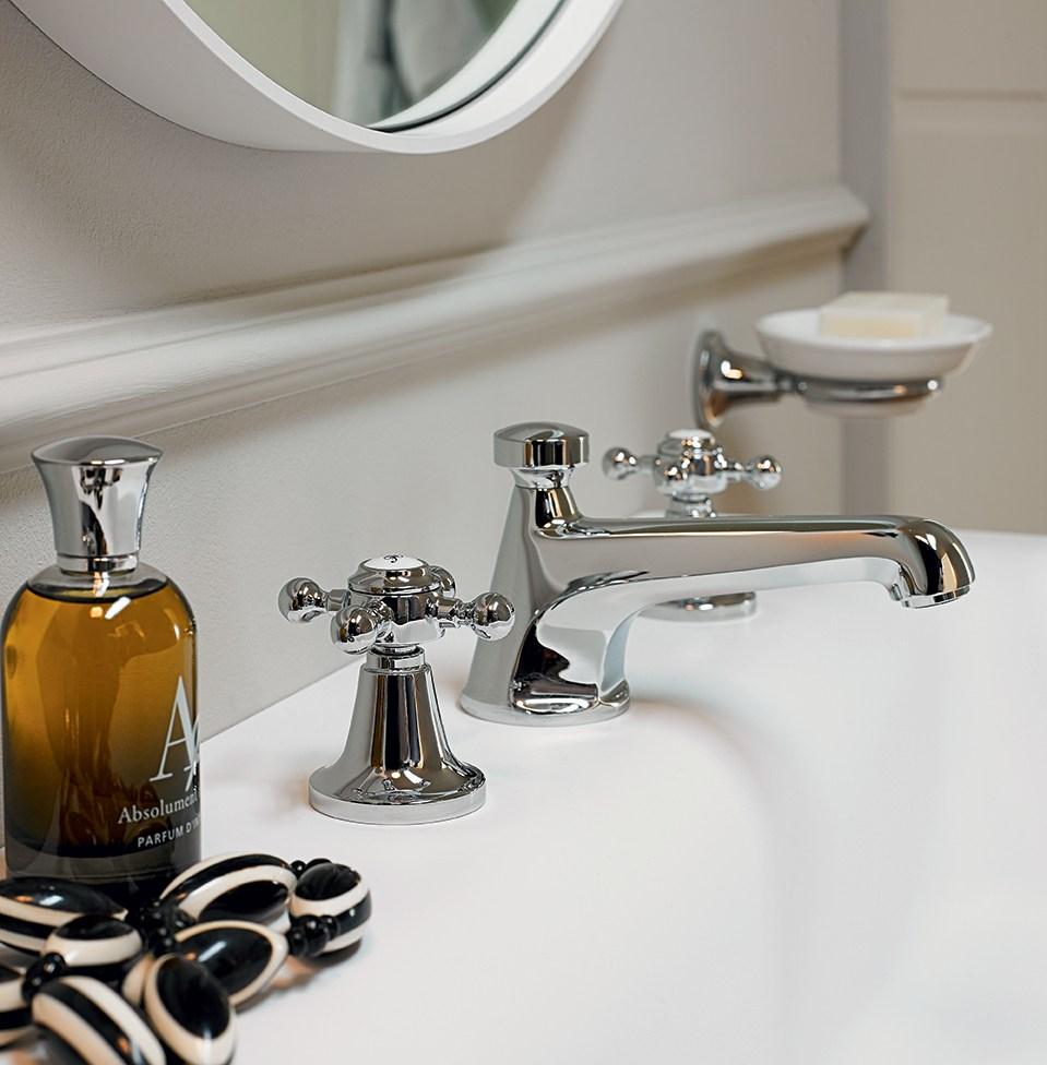 Grifer as zucchetti productos de dise o para el ba o - Grifos para lavabos sobre encimera ...
