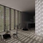 Iluminación de pared modelo Fold