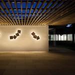 Iluminación exterior de pared modelo Origami