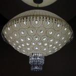 Lámpara de Baccarat diseñada por Eriko Horiki