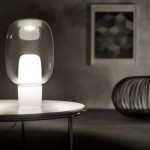 Lámpara de mesa Yoko