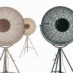 Lámpara de pie Fortuny de Pallucco